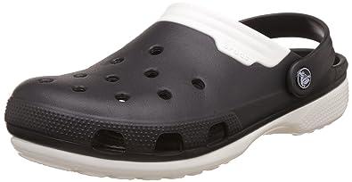 a75b55aa6a1f Crocs Unisex Adults  Duet Clog  Amazon.co.uk  Shoes   Bags