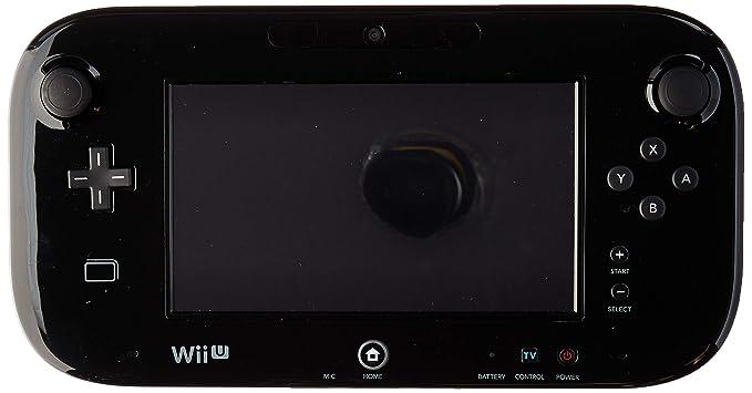 Amazon.com: Nintendo Wii U GamePad (Certificado Refurbished ...