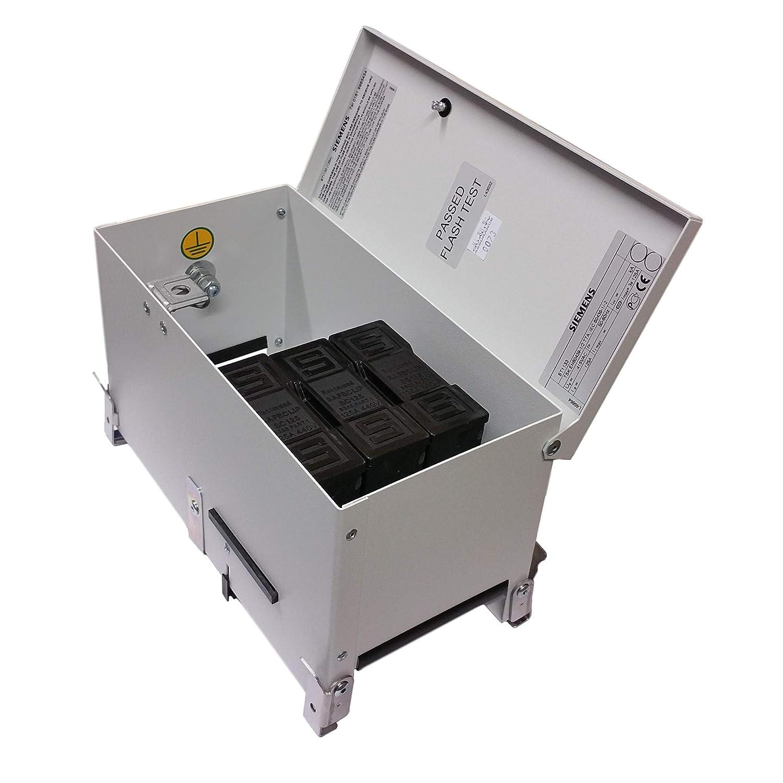 BVP:BT1133 | BT1133 | SIEMENS 125A TPN FUSIBLE TAPPING BOX