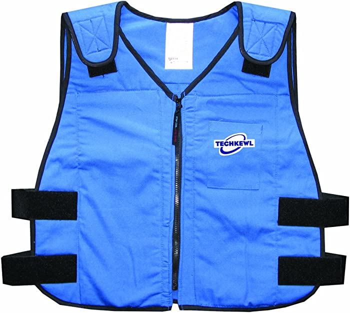 TechKewl 6626-RB-M/L Phase Change Cooling Vest