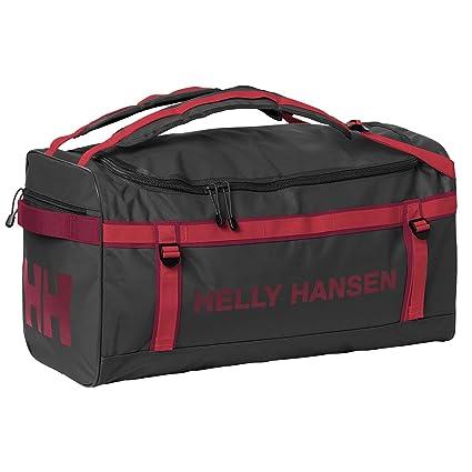 Helly Hansen HH New Classic Bolsa de Deporte 57 cm, 50 litros, Ebony