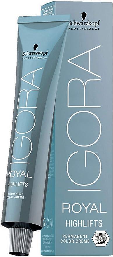 Schwarzkopf Igora Royal Tinte Permanente, Tono 10-4 - 60 ml