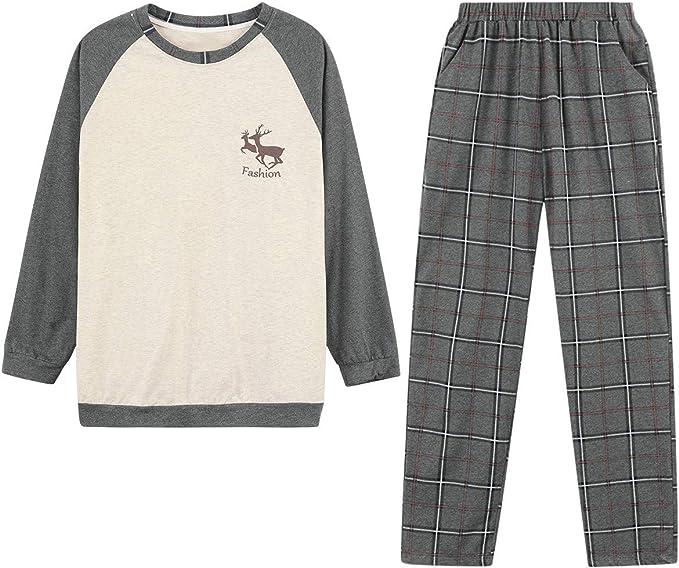 GOSO - Pijama de Manga Larga para niños, cálido, para Invierno ...