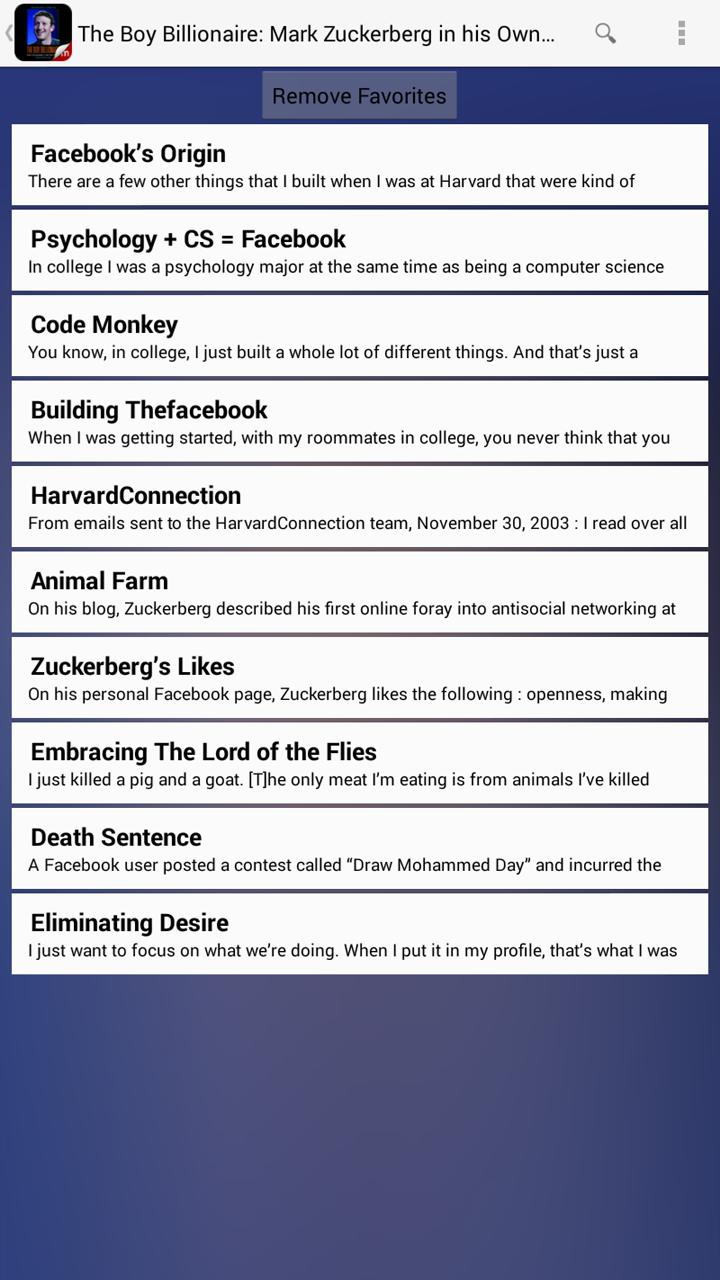 the boy billionaire mark zuckerberg in his own words pdf