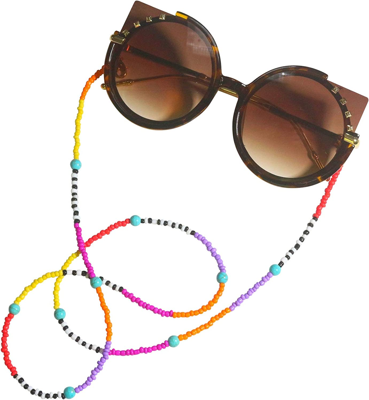 Mask Sunglasses Lanyard Mask Holders Eyeglass Glasses Chains for Women