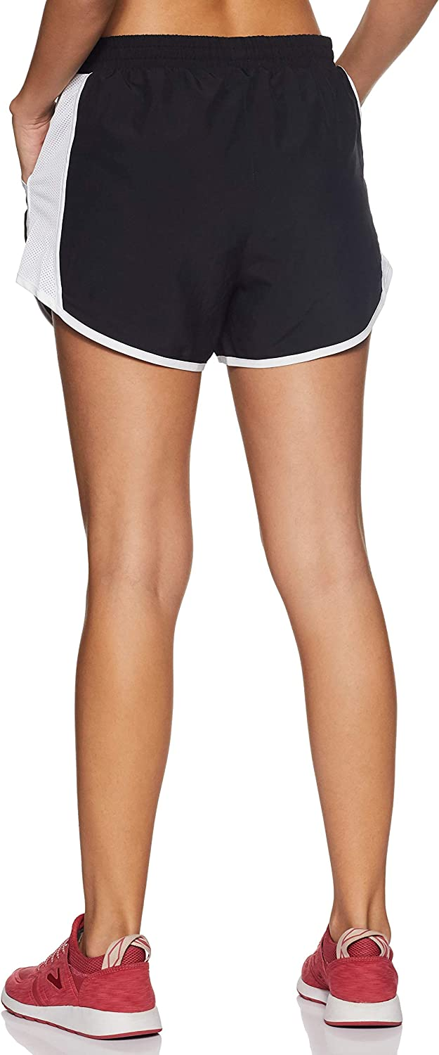 Under Armour UA HeatGear Ladies Fly By Loose Sports Running Training Shorts
