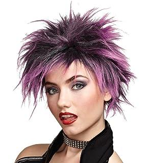 Sexy Punk Goth adult Wig