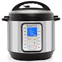 Deals on Instant Pot Duo Plus 9-in-1 Electric Pressure Cooker 9 in 1 6 Qt