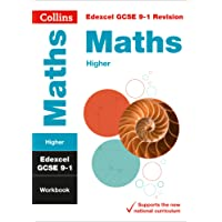 Edexcel GCSE 9-1 Maths Higher Workbook (Collins GCSE 9-1 Revision)