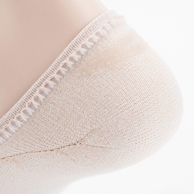 Pro Mountain No Show Socks  Athletic Cushion Cotton Sport Footies For Women Men