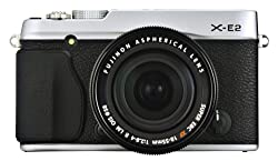 Fujifilm X-E2 Compact System Digital Camera Kit 16MP with 3.0-Inch LCD