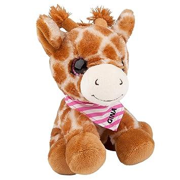 Trend 6568 – snukis Peluche 18 cm Gina la jirafa