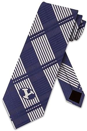 BYU Brigham Young University corbata Skinny Tejido de poliéster ...