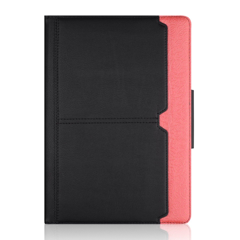 Thankscase回転するケースカバー iPad Pro 9.7用ケース 財布ポケット ハンドストラップ オートスリープ/解除 iPad Pro 9.7 Rotating Case LA8070P97-BCP B071RMK7NS iPad Pro 9.7 Rotating Case|Black Coral Plus Black Coral Plus iPad Pro 9.7 Rotating Case