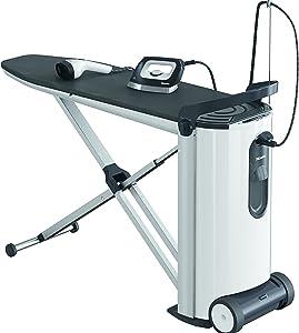 Miele FashionMaster Ironing System, White/Black