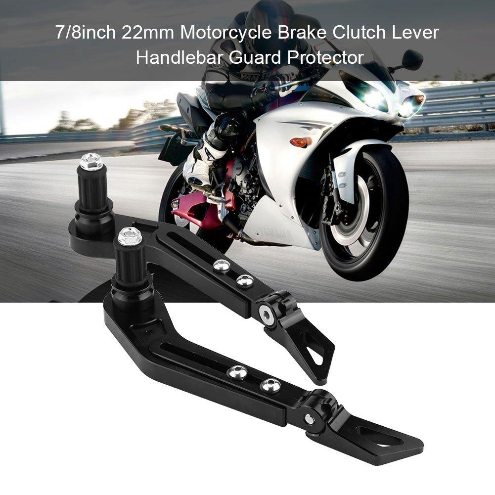Acouto - Protector universal para manillar de manillar de freno de motocicleta, 22 mm: Amazon.es: Coche y moto