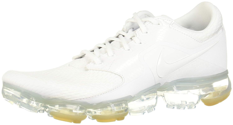 Weiß (Weiß Weiß Metallic Silber 101) Nike Air Vapormax, Hausschuhe de Running para Hombre