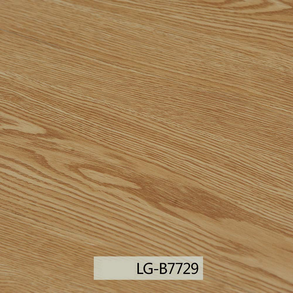 36pcs LaCyan PVC Flooring Planks Self Adhesive Home Furnishings for Home Office Decoration 36x 6 5 m/² , B7716