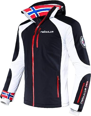 Nebulus Davos - Cazadora de esquí para Hombre: Amazon.es: Ropa y accesorios