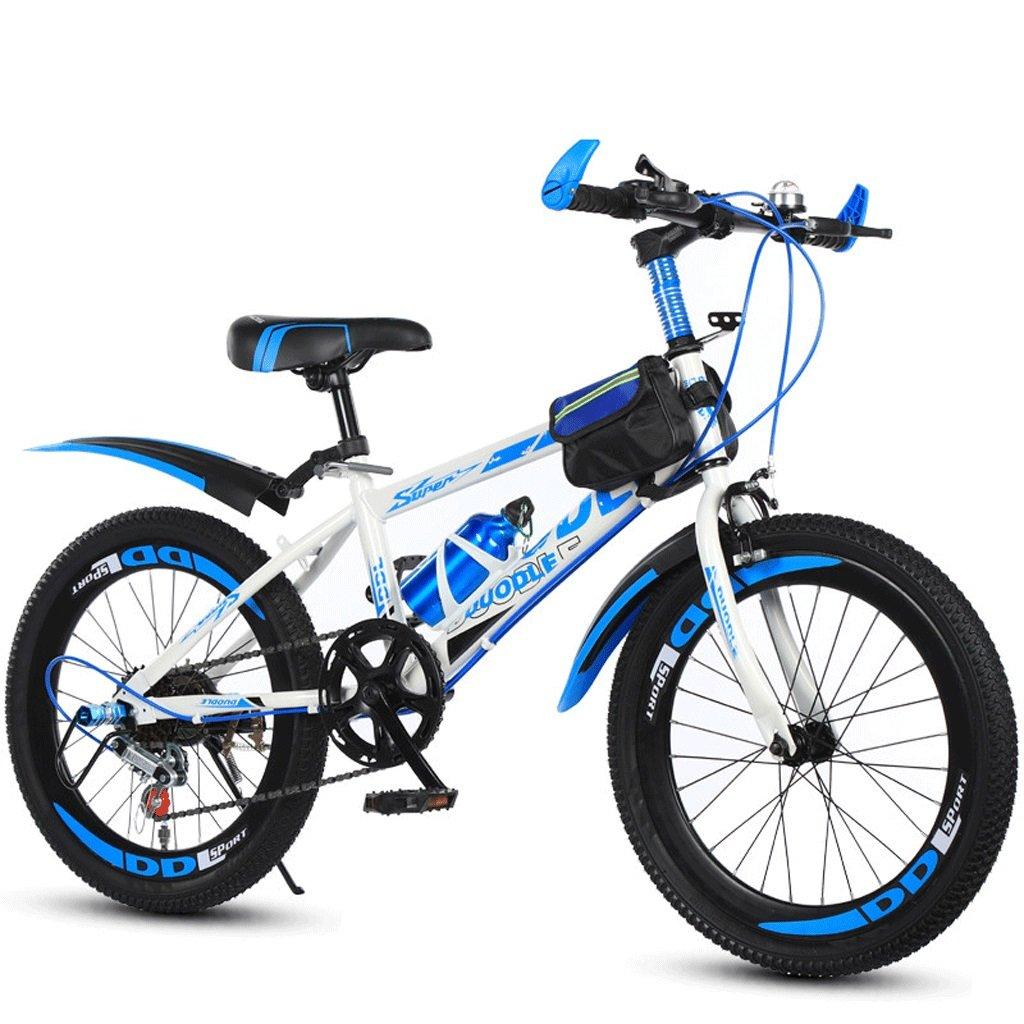 自転車 子供の自転車マウンテンバイク20/22インチの男の子と女の子6-8-12-16歳の瞳孔レーシングバイク (サイズ さいず : 18 inch) B07DYFMJVZ18 inch