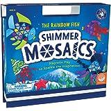 Rainbow Fish Shimmer Mosaics