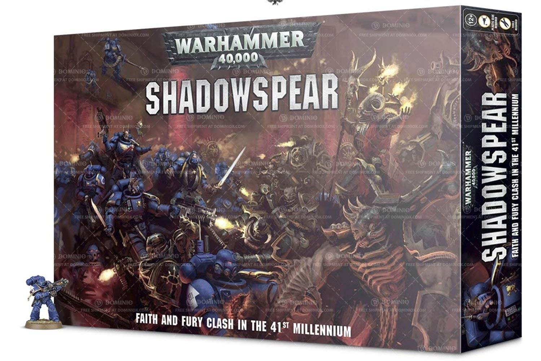 Games Workshop Warhammer 40,000 Shadowspear Box Set