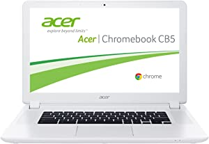 Acer 15.6in Chromebook Intel Celeron 3205U Dual-core, 1.50 GHz, 4 GB, 16GB SSD (Renewed)