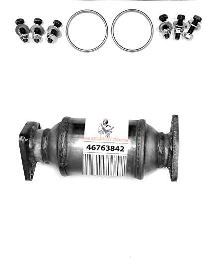 Amazon com: TED Direct-Fit Catalytic Converter Fits: 2007