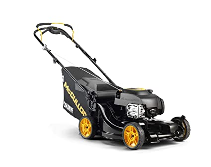 McCulloch M53-150APX 4x4 Walk behind lawn mower Negro, Amarillo - Cortacésped (Walk