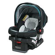 Graco SnugRide SnugLock 30 Infant Car Seat, Sapphire