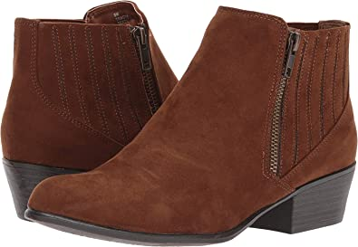 70772c319a575 Esprit Womens Tracy Soft Ankle Booties Whisky 6 M US