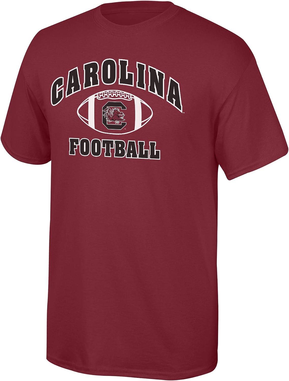 NCAA Mens Team Color Football T-Shirt