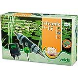 Velda 126656 Elektronischer Entferner gegen Faden- und Schleimalgen durch Kupferionen, Teich bis 15000 Liter, T-Flow Tronic 15