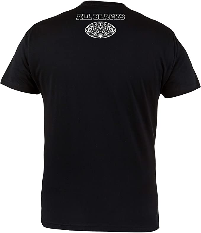 Rugby All Blacks Camiseta Nueva Zelanda Rugby Equipo Rule Out ropa ...