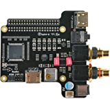 WINGONEER WX4000 multifunzione espansione Shield per Raspberry Pi 1 Modello B + / 2 Modello B / 3 Modello B