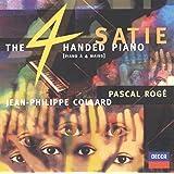 Satie;Piano a 4 Mains