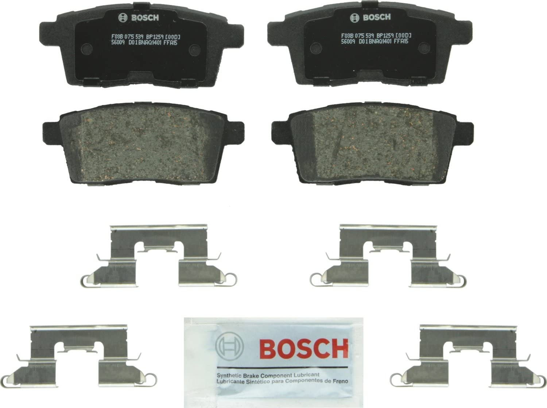 Bosch BP794 QuietCast Brake Pad Set