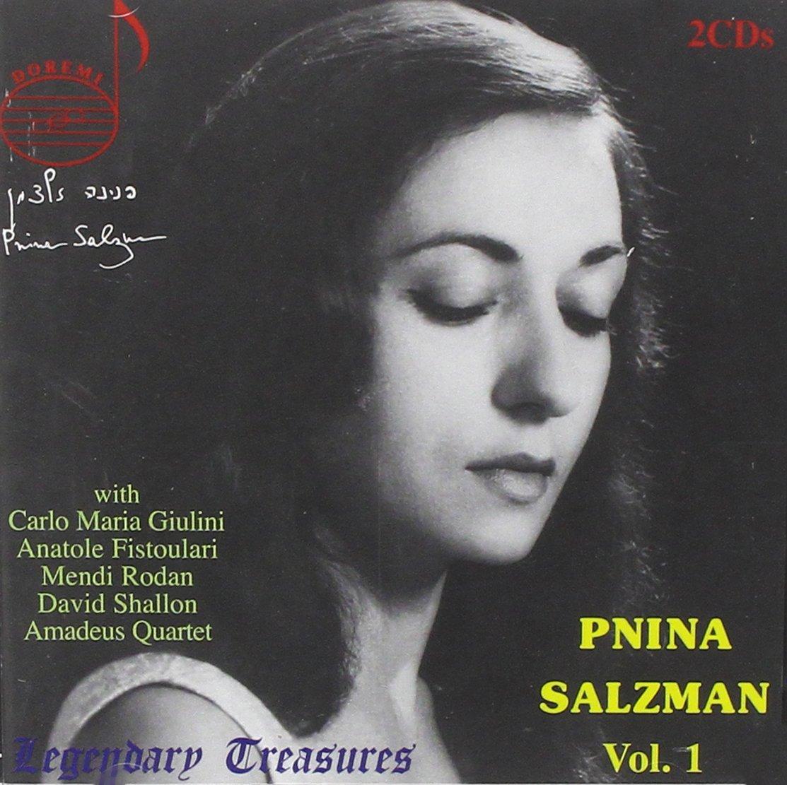 Legendary Treasures: Pnina Salzman 1 by DHR