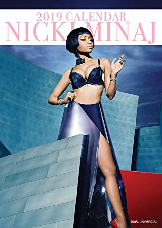 Nicki Minaj 2019 Calendar Nicki Minaj 2019 Calendar: Amazon.co.uk: Office Products