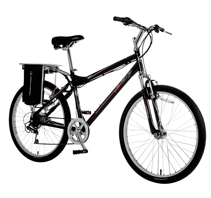 Amazon Com Currie Technologies Ezip Mens Trailz Electric Bicycle