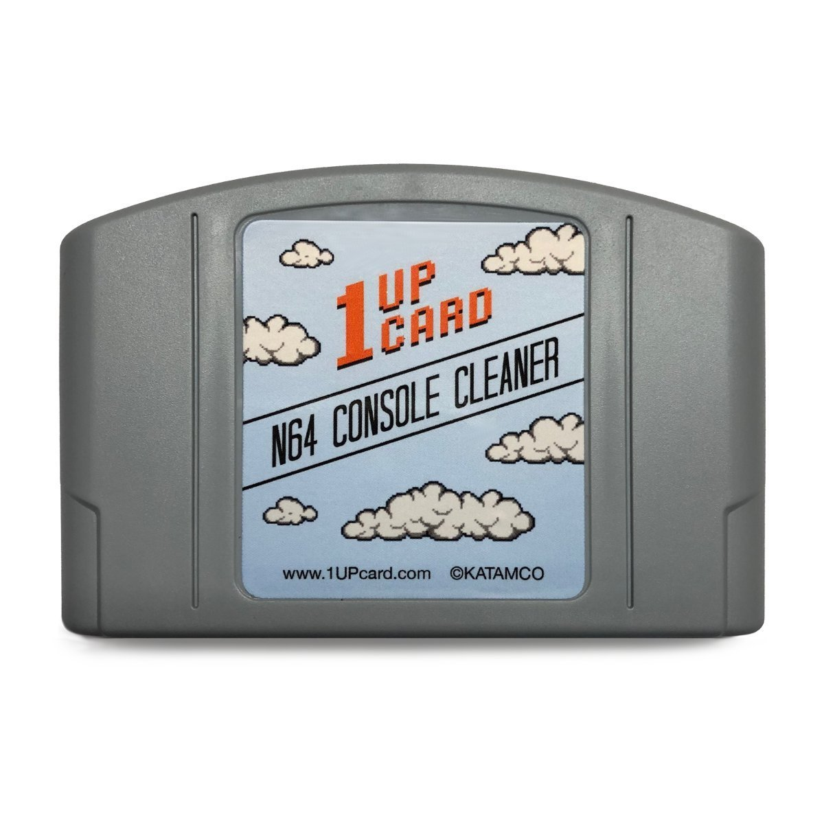 N64 console cleaner by 1UPcard - Nintendo 64 cleaning kit