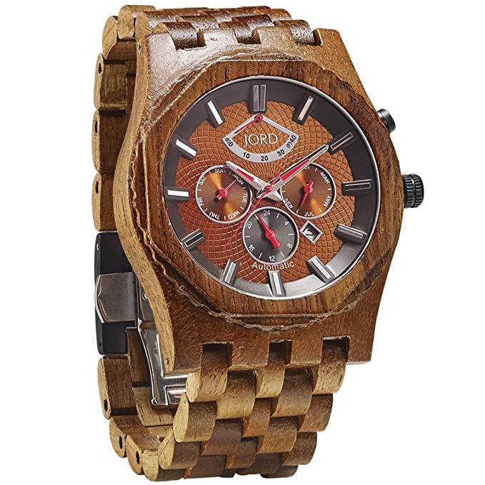 Men Luxury wood watch