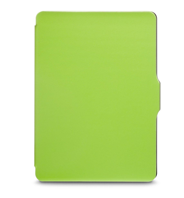 NuPro Slim Fit - Funda para Kindle, color verde — no es compatible con el