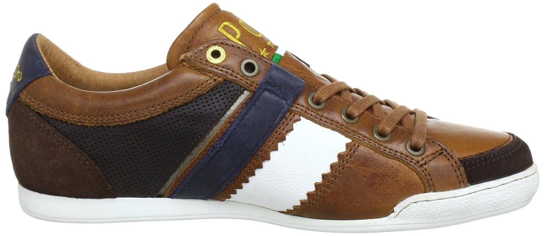 e10709c0b Pantofola d'Oro Mens Pesaro Piceno Low-Top 06040600.JCU Tortoise Shell 7.5  UK, 42 EU: Amazon.co.uk: Shoes & Bags