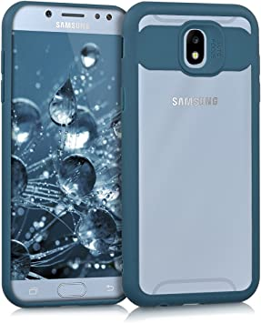 kwmobile Funda Compatible con Samsung Galaxy J5 (2017) DUOS: Amazon.es: Electrónica