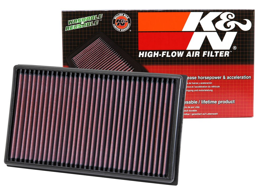K&N 33-3005 High Performance Replacement Air Filter K&N Engineering