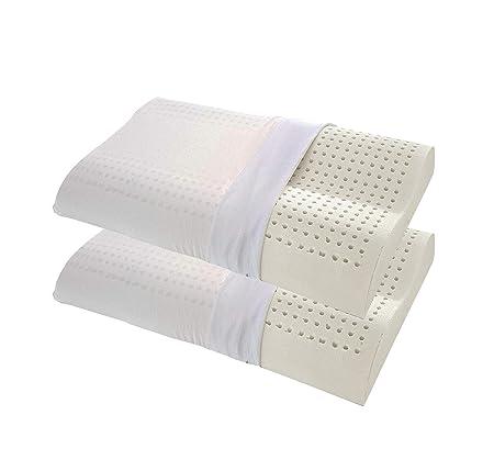 Vendita Cuscini Memory.Morflex Cuscini Memory Foam Coppia Offerta Per La Cervicale Orto