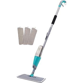 Amazon Com Finnhomy Spray Floor Mop Kit With 3 Free