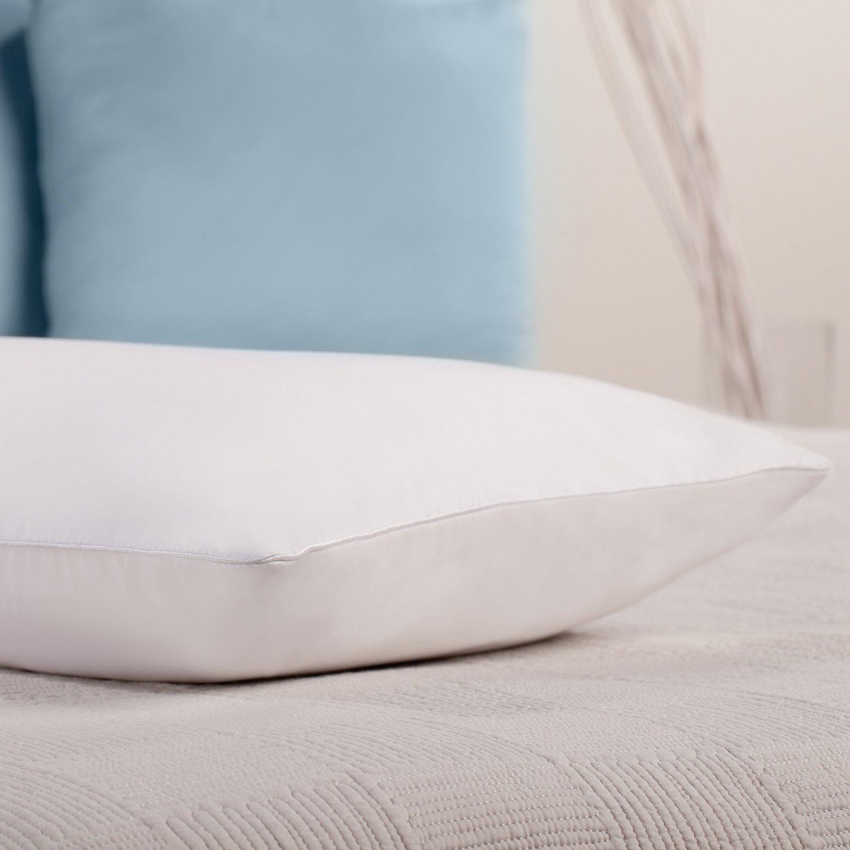 Comfort Revolution Sleep Essentials Memory Foam Bed Pillow