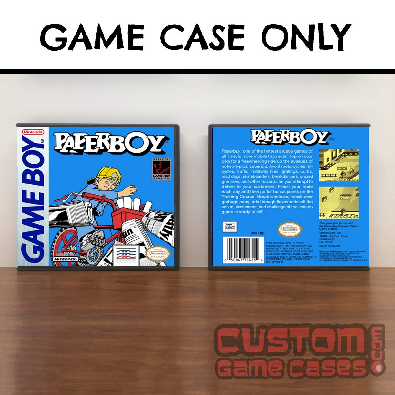 Amazon.com: Gameboy Paperboy - Game Case: Handmade